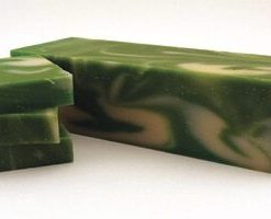 cold process bar soap